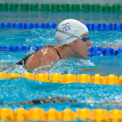 Israeli Swimmer Wins Bronze At Rio Paralymic Games