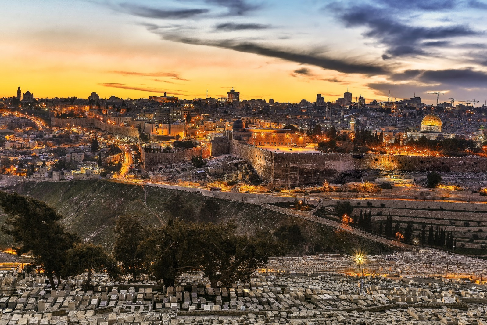 """Jerusalem of Gold by Michael Shmidt is among the most popular JerusaLENS photos."